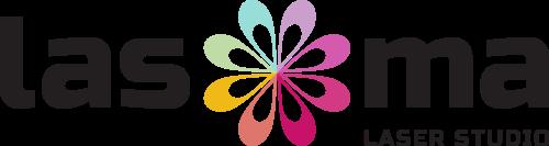 Finálne logo Lasoma