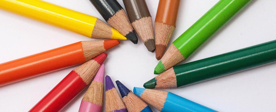 Ako si správne vybrať farbu pri tvorbe loga a  firemnej identity